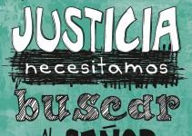 Unas Imagenes cristianas sobre la justicia